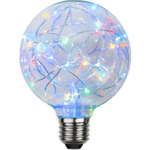 Decor led lampa i 95mm från Star Trading.