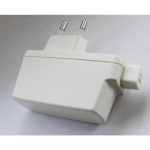 Plugg-in Trafo 12V 10-60W elektronisk, vit