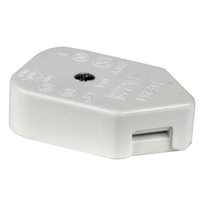 Smidig och säker förgreningsbox vit. Perfekt för dina kablar.