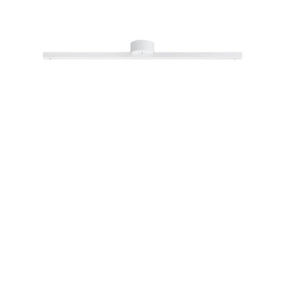 Pendelupphäng skena, vitstruktur 97cm