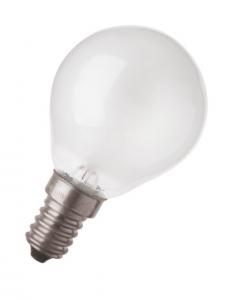 Ugnslampa klot 40W E14, opal