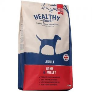 Healthy Paws Dog Adult Game & Millet