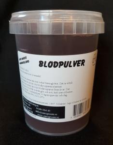 Blodpulver, A-M Hammarlund