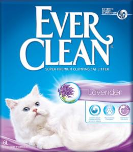 Ever Clean Lavendel