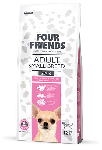 Four Friends Adult Small breed 3 kg