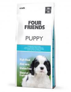 Four Friends Puppy