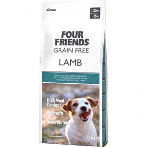 Four Friends Grain Free Lamb