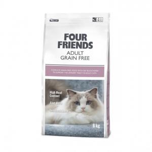 FourFriends Cat Adult Grain Free