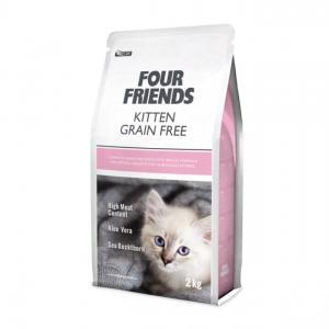 Four Friends Kitten Grain Free