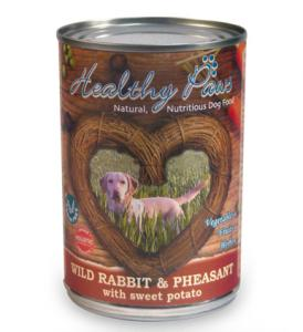 Healthy Paws Rabbit & Pheasant burk