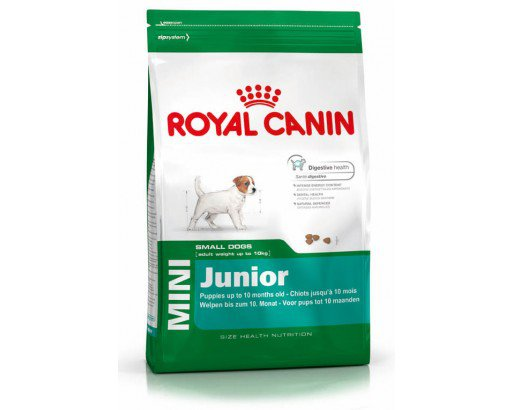 royal canin mini junior 8 kg lantbodens hund h lsa. Black Bedroom Furniture Sets. Home Design Ideas