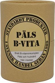 Standardt PÄLS B-VITA