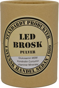 Standardt LED & BROSK