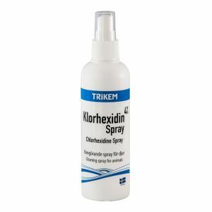 Klorhexidin Spray, Trikem
