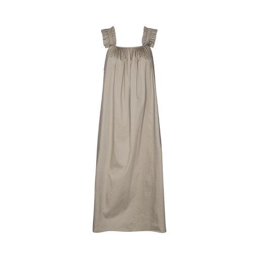 LR-Isla Solid 3 Dress Oxford Tan