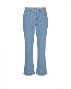 Simone Monogram Jeans