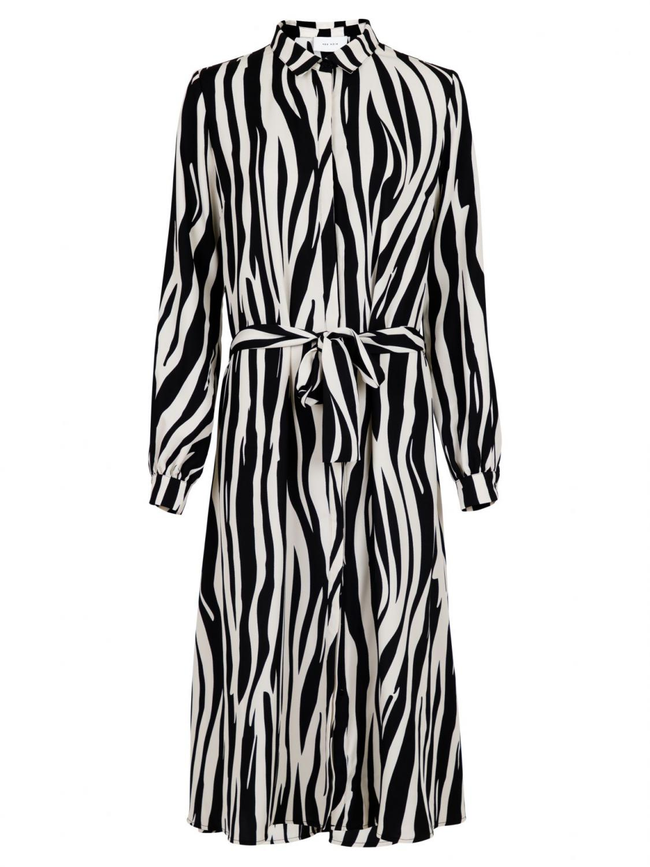 Bristol Mega Zebra Dress