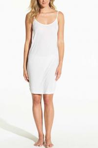 Slip Dress White