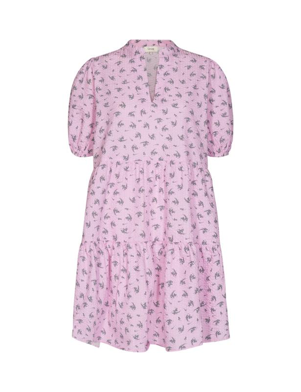 LR-Nelly 2 Dress Pink Mist