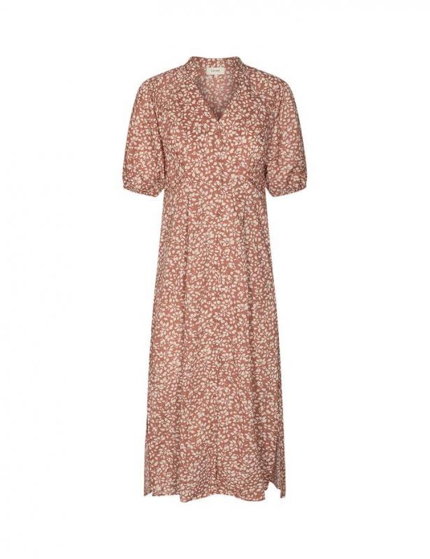 LR-Nancy 3 Dress Mocha Mousse