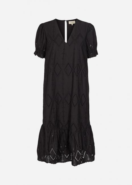LR-Nikoline Dress Black