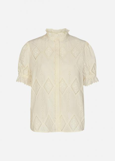 LR-Nikoline 2 Shirt Antique White
