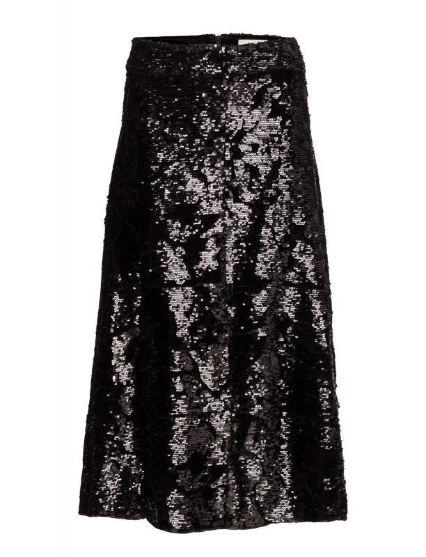Pallas Skirt Black
