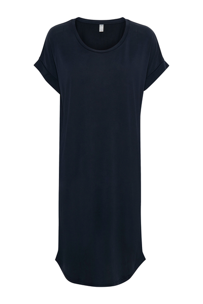 Kajsa T-shirt Dress Navy