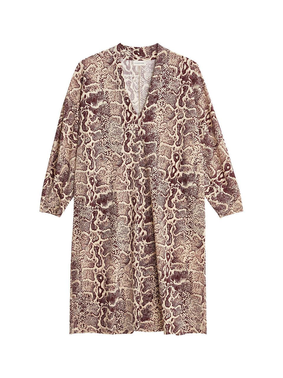 Bielle Dress Wood