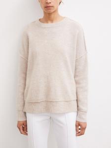 Biagio Sweater Beige Melange
