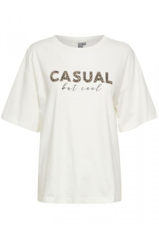 CUnola T-shirt Spring Gardenia