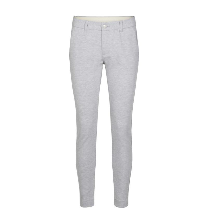 Blake Jersey Pant Grey Melange
