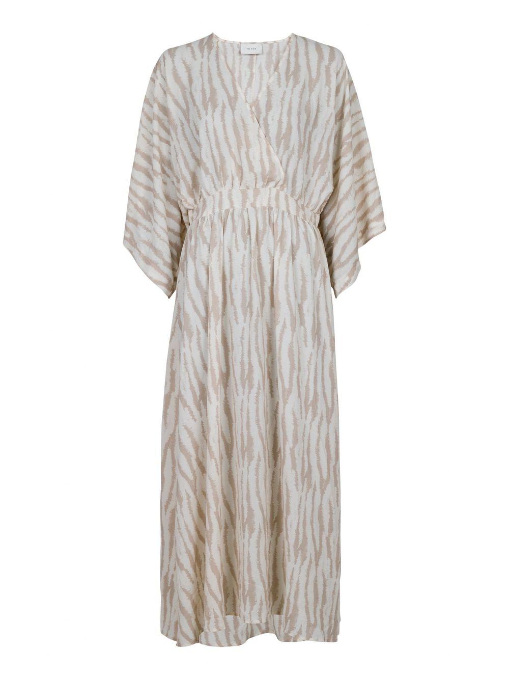 Reve Shade Zebra Dress Sand