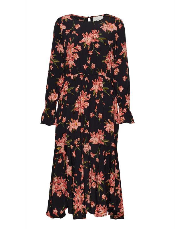 Oline Dress Cole Aop