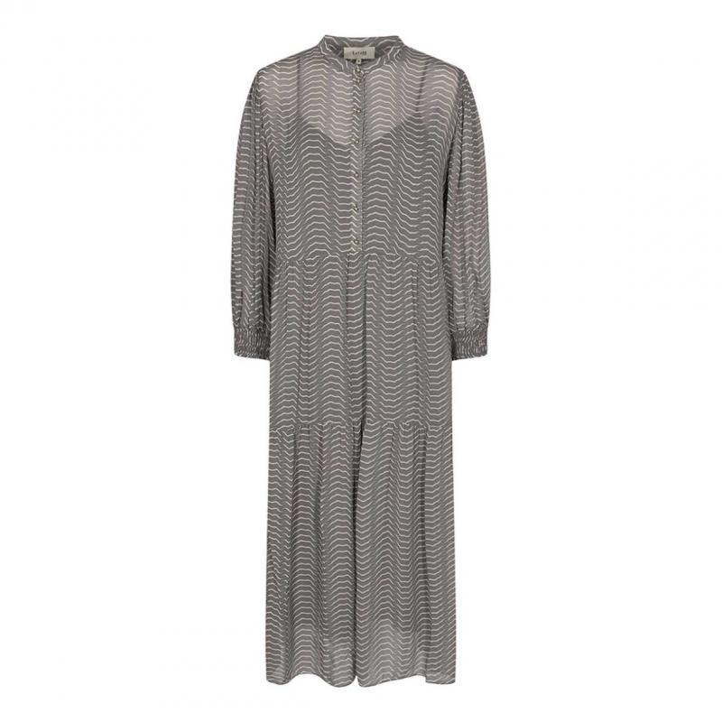 LR-Narissa Dress Charcoal