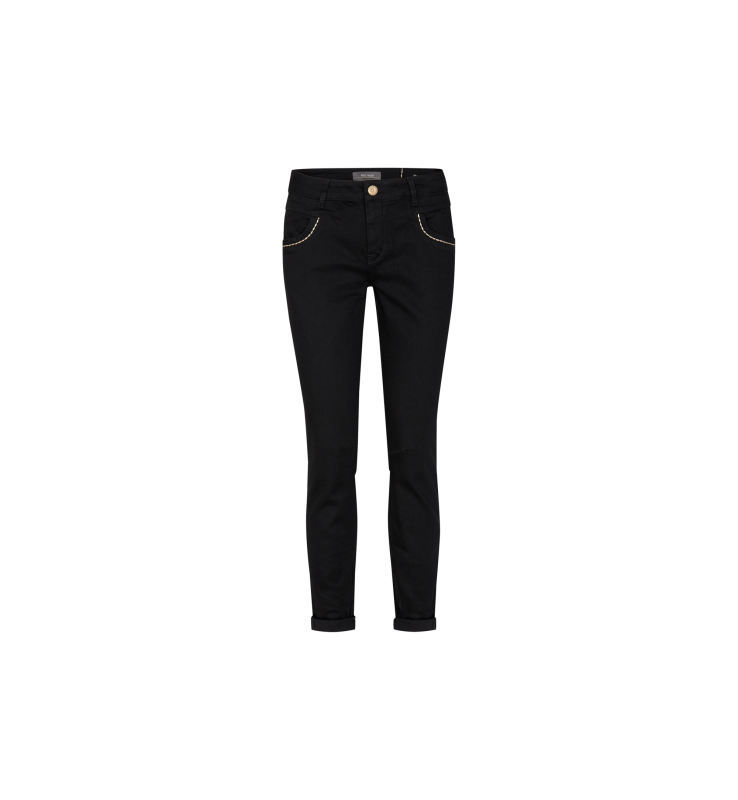 Naomi Sharp Jeans Black