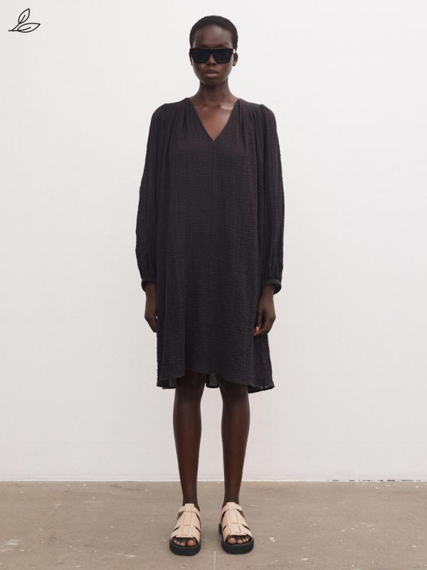 Odixia Dress Black