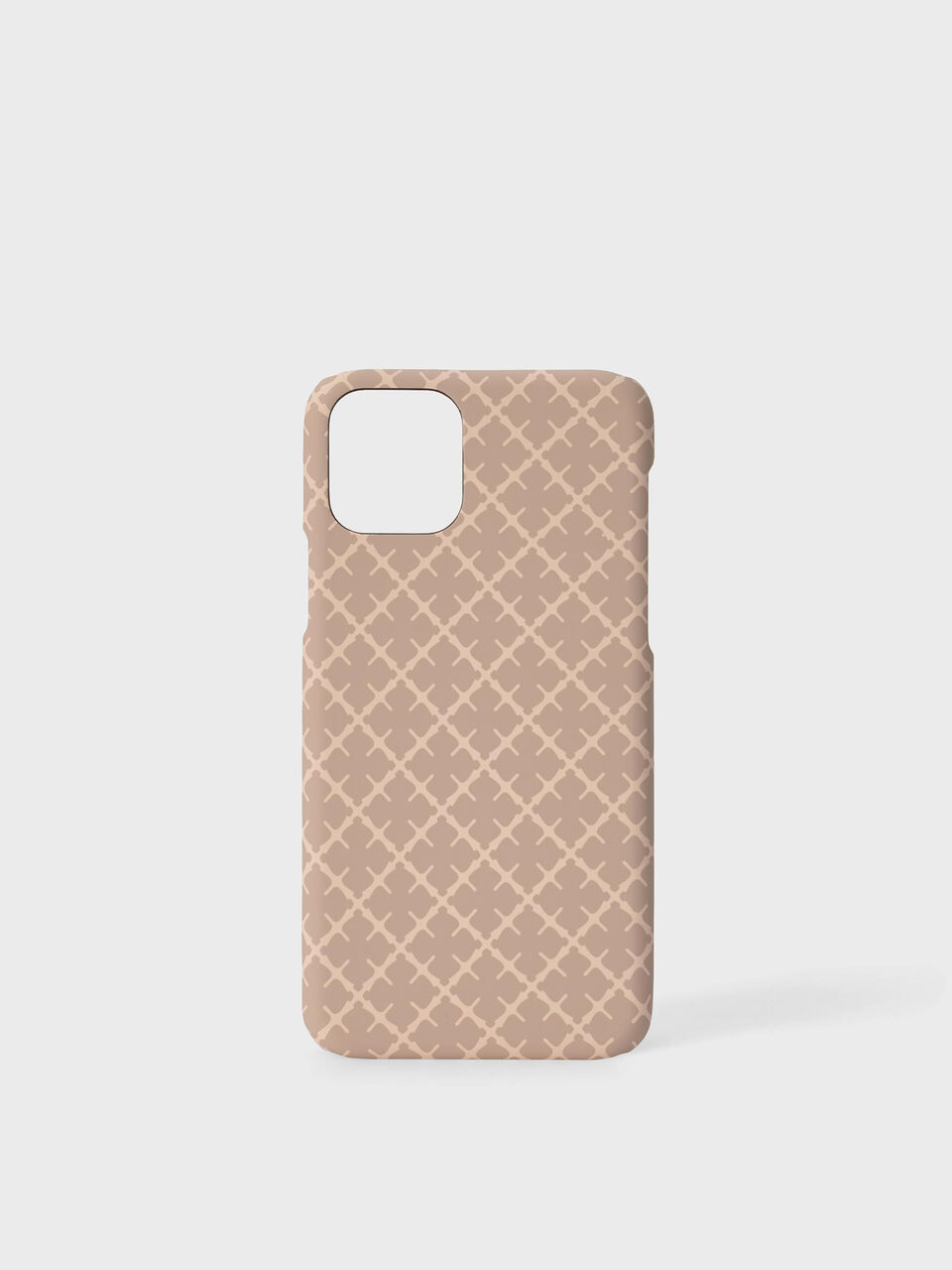 iPhone 11 Cover Beige