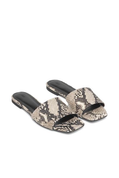 Riga Snake Sandals
