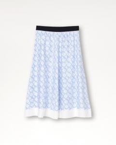 Bielle Skirt Pacific Blue