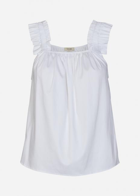 LR-Isla Solid 2 Top White