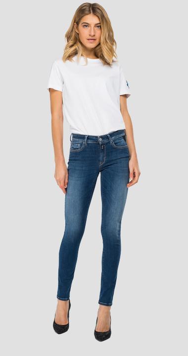 HyperFlex Re-Used NewLuz Jeans Dark Blue