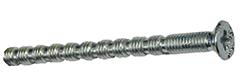 Flat cylinderskruv 65mm