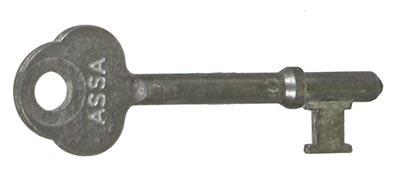 Nyckel ASSA 404-2