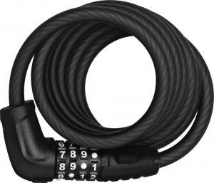 Cykellås Abus 5510C Spirallås