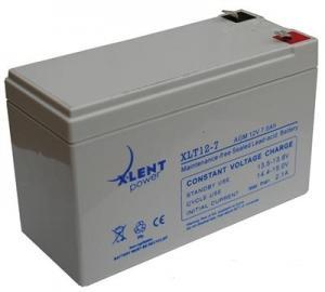 Ackumulator XLT12-7 12V 7Ah