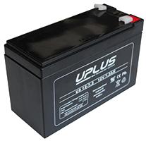 Ackumulator USL12-7, 12V 7.2 Ah