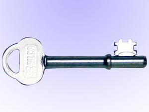 Assa nyckel 40C