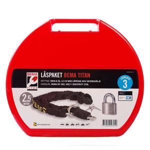 Bema Låspaket Titan Klass 3