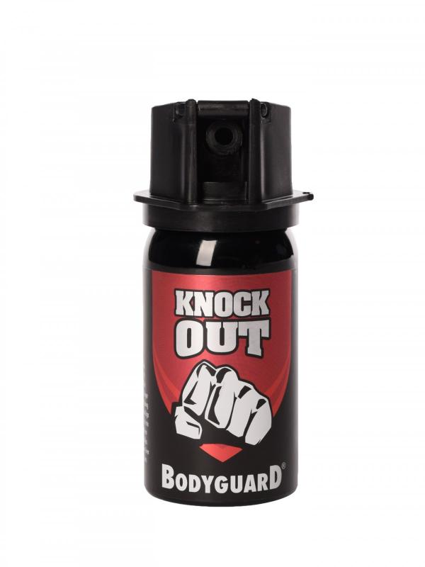 Försvarsspray Bodyguard Knock Out